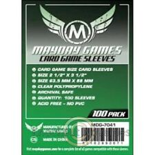 Mayday: Card Game Sleeves Pack of 100