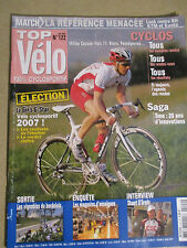 TOP VELO N°122: MAI 2007: CYCLOS - STUARD O'GRADY - BH L71 - KTM STRADA - TIME
