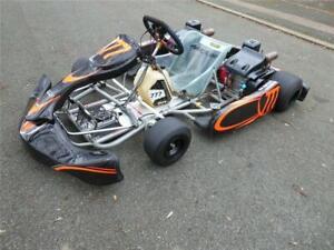 Honda Extreme Prokart – 7 Kart Mk2 - McLaren