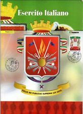Italia 2005 - Folder Esercito Italiano + annullo speciale