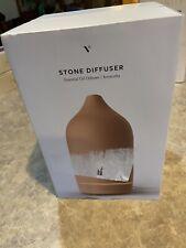 Vitruvi Stone Diffuser, Ceramic Ultrasonic Essential Oil Diffuser for Aromathera