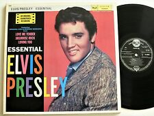 ELVIS PRESLEY ESSENTIAL RARE ORIG RCA LP VG++ UNRELEASED TRACKS!!