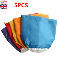More details for 5x 5 gallon bubble bag filter bag herbal ice essence extraction bag uk