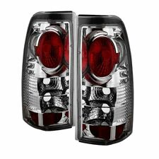 Spyder Auto Euro Style Tail Lights-Chrome For  99-07 Chevy / GMC  #5001993