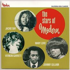 """NORTHERN SOUL 7"""" 45 EP THE STARS OF MODERN JACKIE DAY MARY LOVE ++ KENT"""