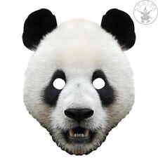Panda Animal Masque 2D Masque faciale carton carnaval anniversaire théâtre fête