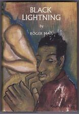 Black Lightning by Roger Mais - 1st Edition - Author's scarce 3rd book - Jamaica