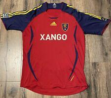 2007 Adidas Formation MLS Real Salt Lake Xango Red Soccer XL Jersey