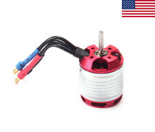GARTT HF450L 1800KV Brushless Motor For 450L Align Trex RC Helicopter US STOCK