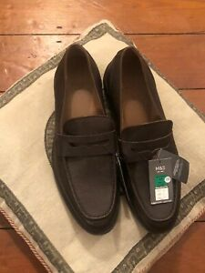 Marks & Spencer's Brown Loafers Size 11