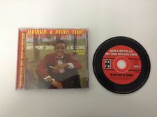Having a Good Time: the Very Best of Huey 'piano' Smith Vol.1 1997 CD