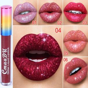 Lip Gloss Liquid Lipstick Matte Waterproof Long Lasting Lipgloss Makeup Glaze