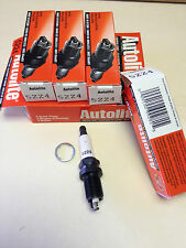 Autolite Copper Spark Plug 5224 in original box 1 set of 4 plugs