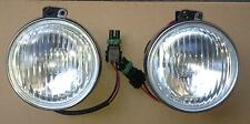 Holden Commodore VX VY SS FOG LAMPS pair LH+RH left + right SPOT LIGHT