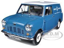 1960 AUSTIN MORRIS MINI VAN RAC  RESCUE 1/12 DIECAST MODEL CAR SUNSTAR 5317