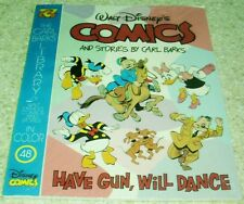 Carl Bark Library Walt Disney's Comics and Stories in Color 48, NM- (9.2) 1995