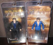 Twilight New Moon Edward Figures-Set of 2-NECA-NEW IN PACKAGE