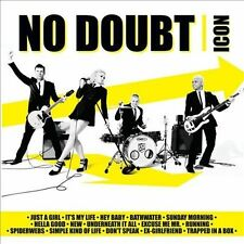 NO DOUBT Icon CD NEW STILL SEALED ARGENTINA IMPORT