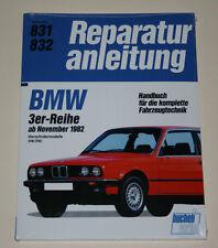 Reparaturanleitung BMW E30 3er 316 / 318 i ab Baujahr 1982