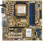 HP 5189-1661, Socket AM2, AMD Motherboard