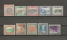 More details for niue 1950 sg 113/22 used cat £22