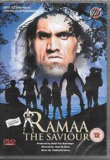 RAMAA THE SAVIOUR - THE GREAT KHALI , ANANYA - NEW BOLLYWOOD DVD - FREE UK POST