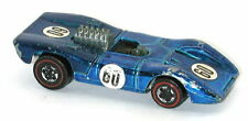 Redline Hotwheels Blue 1970 Ferrari 312P  oc12025