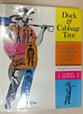 Duck & Cabbage Tree by Cedric Flower (Hardcover, 1968)