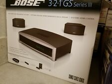 Bose 321 GS Series III Home Theater Entertainment System Lightly used.