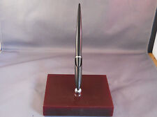 Parker 21  Desk Set  working-- 21 desk pen-fine  point