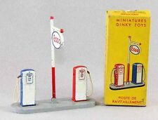 1 / 43 ème DINKY TOYS  STATION ESSO / jouet ancien