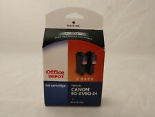 Office Depot Canon* BCI-21 / BCI-24 BLACK INK