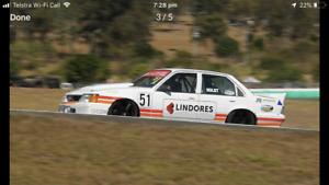 VH Commodore ex QTCC racing car