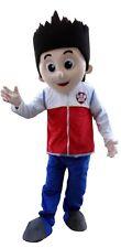 New Mascot adult dog Costume Paw Ryder Chase Skye Marshall Rubble Rocky EOFY