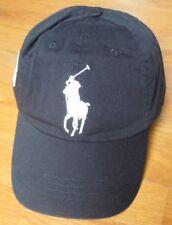 Polo Ralph Lauren Men's Athletic Twill Cap Black