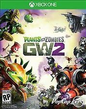 Plants vs. Zombies Garden Warfare 2 RE-SEALED Microsoft Xbox One 1 XB XB1 XB3