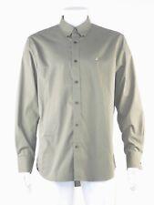 NORDSTORM l/s button front long sleeve mens sz L traditional fitsz L