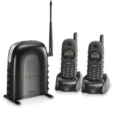 EnGenius DuraFon1X (2 Handsets) Long Range Industrial Cordless Phone System NEW!