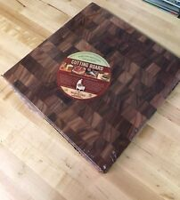 "15"" x 15"" x 2""  Cutting Board - EcoLyptus by Wood Welded - Michigan Maple Block"