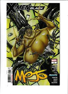 X-Men Black- Mojo #1 NM- 9.2 Marvel Comics J. Scott Campbell Apocalypse