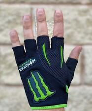 Half Finger Cycling Gloves Driving Wheelchair Fingerless Bike Summer MTB Sports