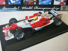 1:18 Toyota F1 TF105 R. Schmacher 2005 Minichamps in brandnew showcase TOP