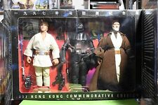 Star Wars Set Especial de Hong Kong Coleccionistas Luke Skywalker Darth Vader Obi Wan