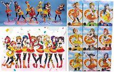 Love Live! SUNNY DAY SONG SPM Figure Full Complete Set 9menber SEGA JAPAN