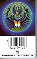 Journey Captured White Cover 1981 Cassette Tape Album Classic Pop Hard Rock Roll