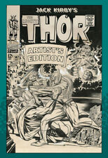 Jack Kirby's The Mighty Thor Artist's Edition HC Hardcover IDW NEW 2016 NIB