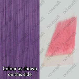 Lace Section for Coscraft Cosplay Wig in Greyish Purple