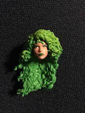 Marvel Legends POLARIS HEAD - Green hair Storm Captain woman Girl Havok