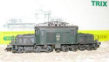 K23  Trix Int. 22536 E Lok Seetal Krokodil Serie De 6/6 gealtert