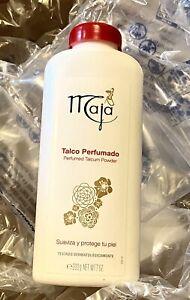 Maja Perfumed Talc. Body Talcum Powder Women 7oz NEW Authentic 100%